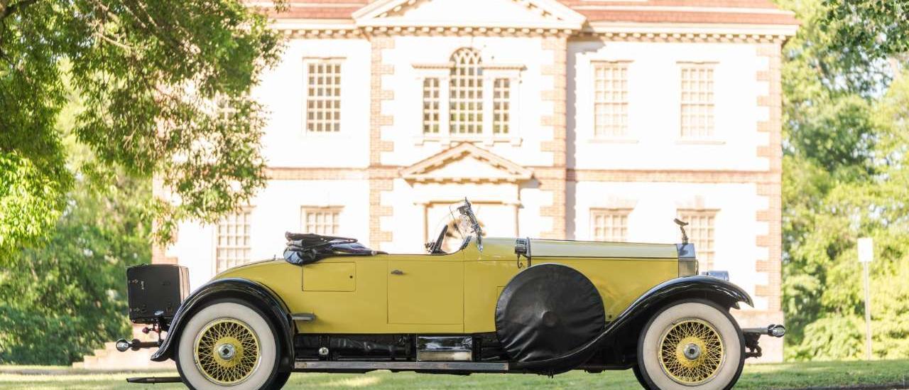 Rolls Royce Phantom 1 Piccadilly Roadster