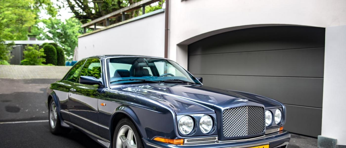 Bentley Continental 6.8 T